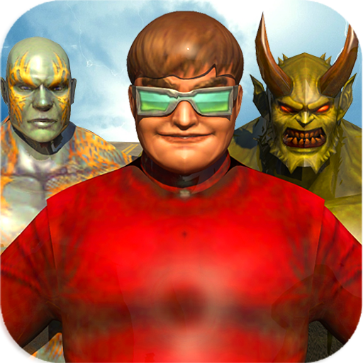 Mutant Monster Legends War (game)