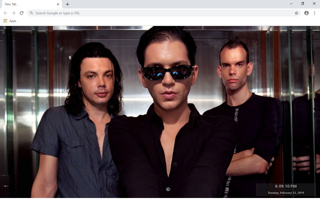 Placebo New Tab & Wallpapers Collection
