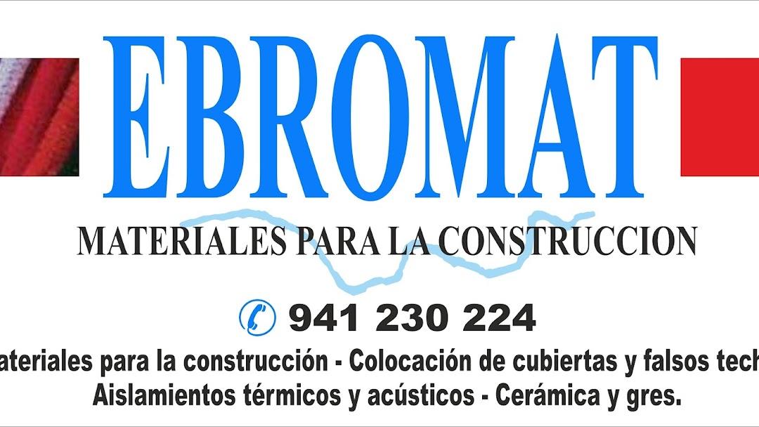 EBROMAT (Materiales para la construcción) - Proveedor De ...