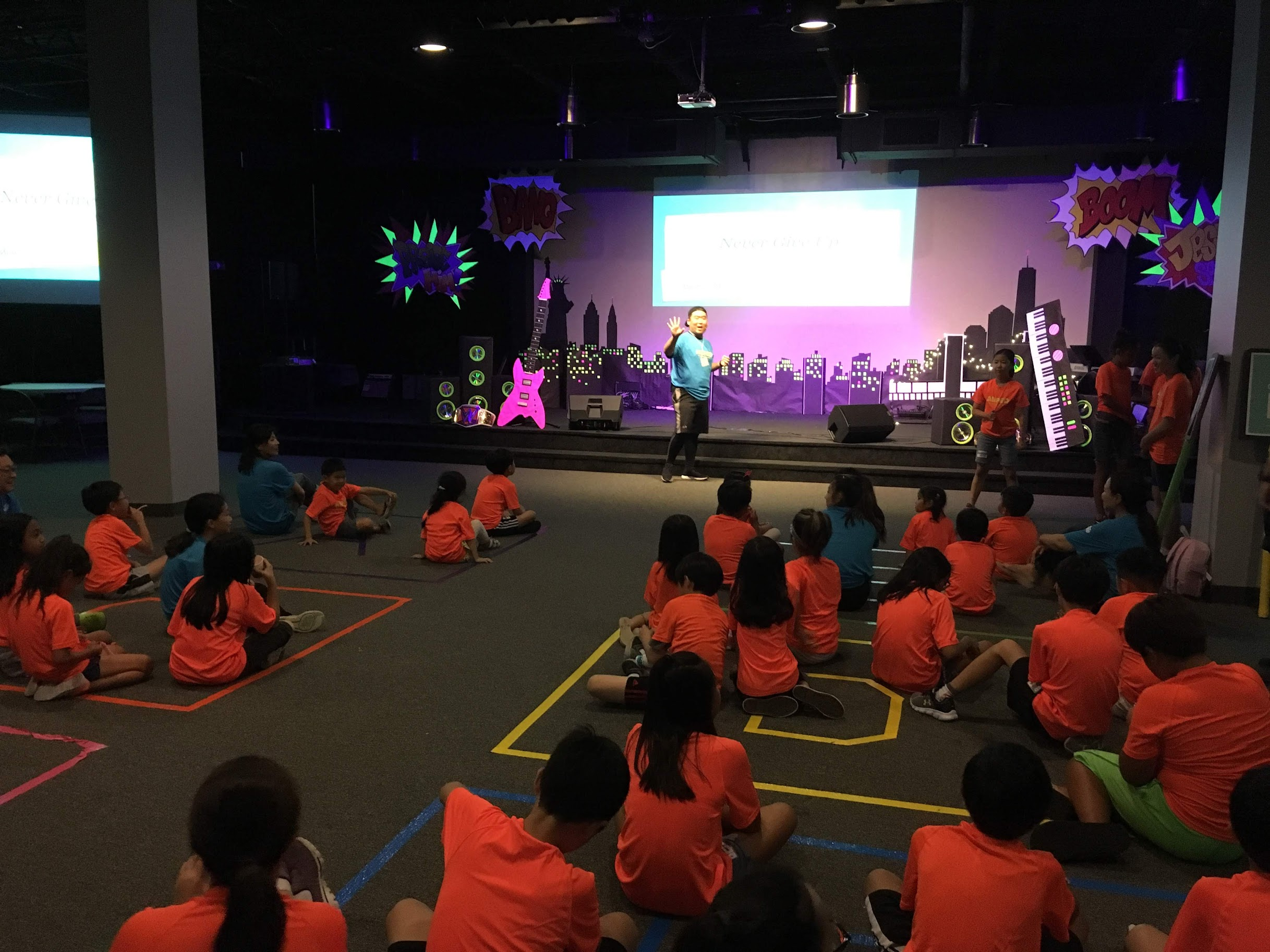 "VBS ""AMPED"" Day 3 (6/28)"