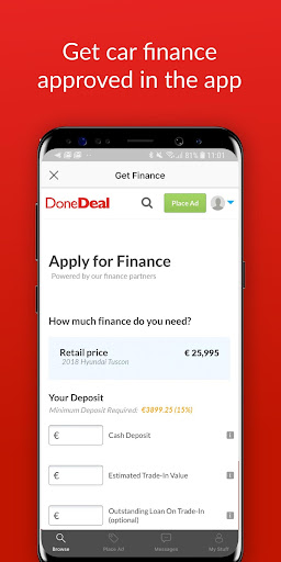 DoneDeal - New & Used Cars For Sale 11.11.5.0 screenshots 5