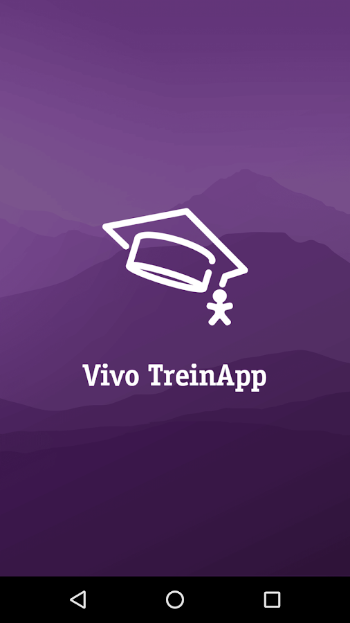 Vivo TreinApp- screenshot