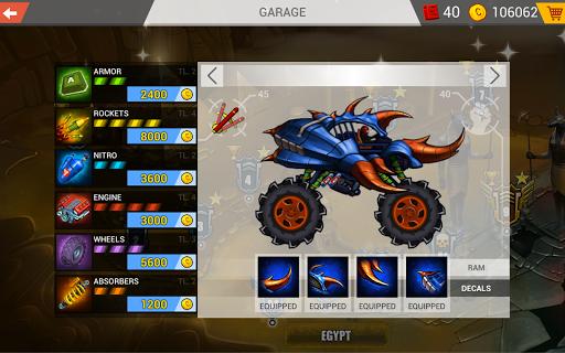 Mad Truck Challenge - Shooting Fun Race apkdebit screenshots 18