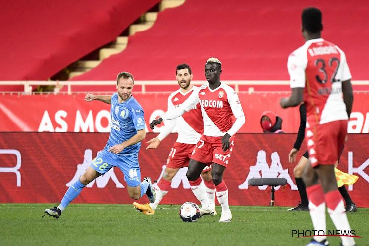📷 Ligue 1 : première victoire pour Krépin Diatta avec Monaco