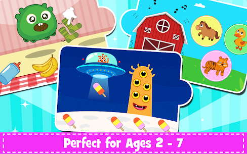 Kids Preschool Learning Games – 120 Toddler games 6