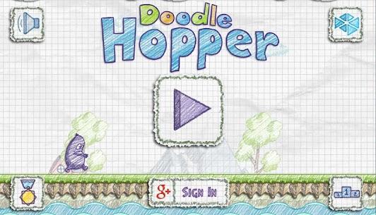 Doodle Hopper Mod Apk 1.0.2 (Unlimited Money) 7