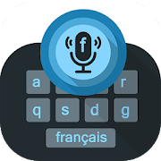 French Voice Typing Keyboard