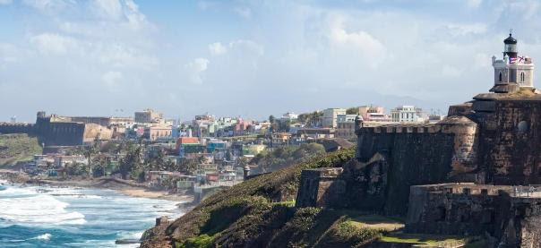 Fortaleza e Sítio Histórico de San Juan