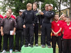 Photo: Uppsala BGK, segrare i Svenska Cupen 2011