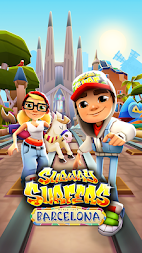 Subway Surfers APK screenshot thumbnail 1