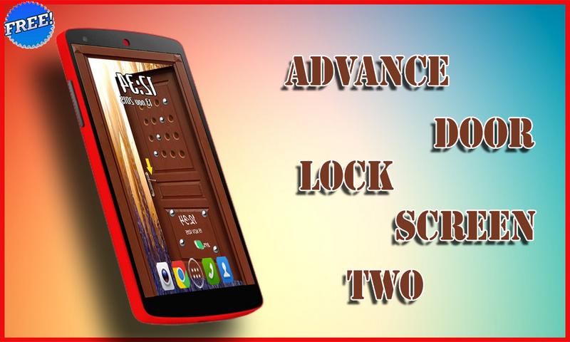 android Advance Door LockScreen 2 Screenshot 2