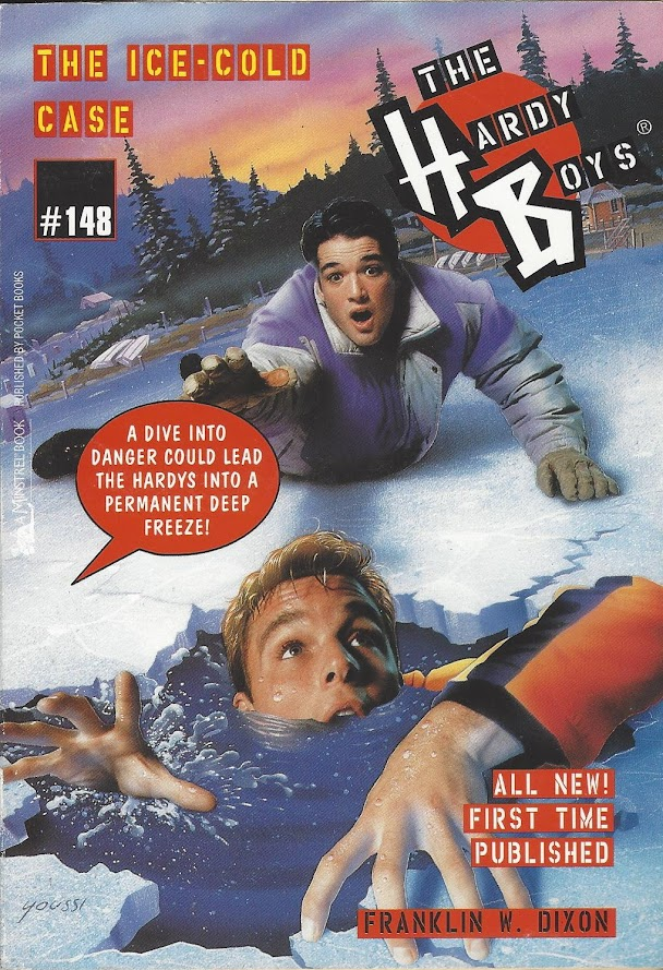 The Ice-Cold Case cover