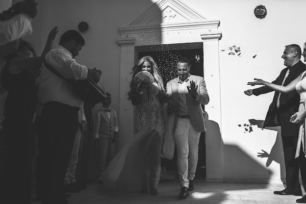Wedding photographer Aris Thomas (ArisThomas). Photo of 16.04.2018