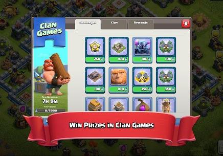 Clash of Clans Mod Apk (Unlimited Money) 15
