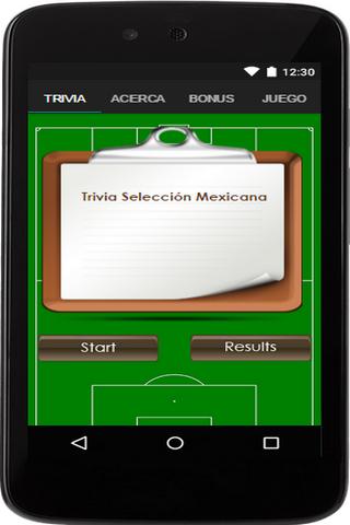 Trivia Selección Mexicana