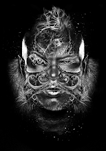 Photo: FANTASMAGORIK COSMIK II by Obery Nicolas http://www.behance.net/gallery/FANTASMAMGORIK-COMIK-FACES-2/4682287