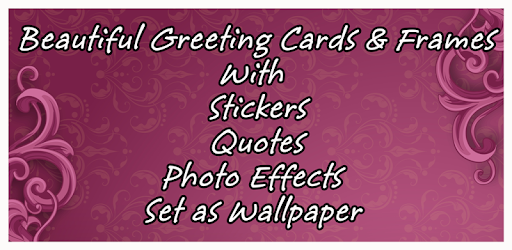 Greeting cards photo maker apps on google play m4hsunfo