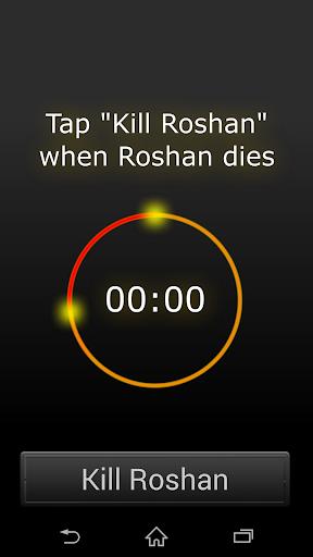 Simple Roshan Timer for Dota 2