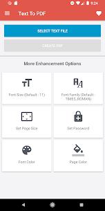 PDF Converter & Creator Pro v2.8 [Paid] [Mod] 4