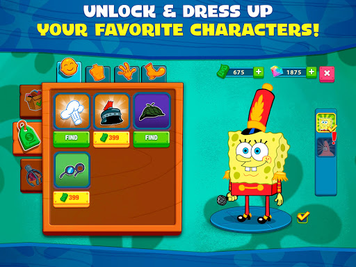 SpongeBob: Krusty Cook-Off 1.0.21 Screenshots 22