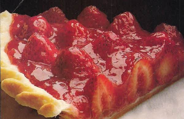 Strawberry Glace Pie Recipe