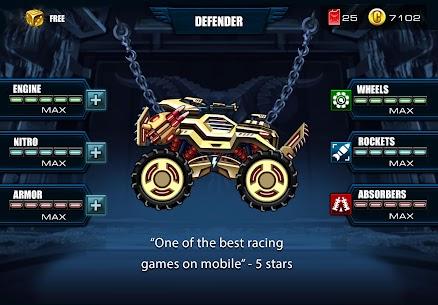 Mad Truck Challenge – Shooting Fun Race 1