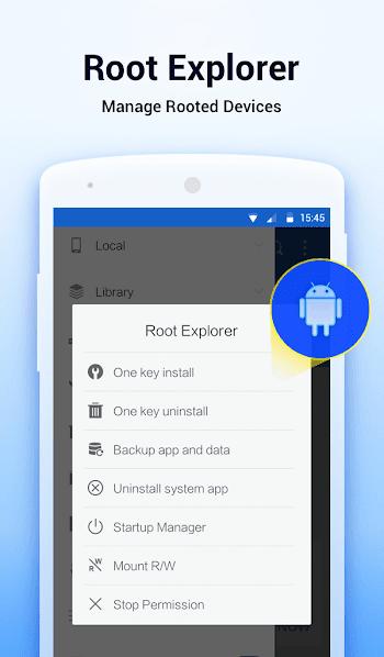 ES File Explorer File Manager Screenshot image