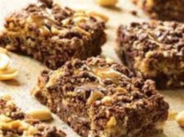 Buckeye Cookie Bars Recipe