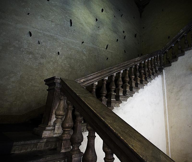 La scala per l'ignoto... di Sebastiano Pieri