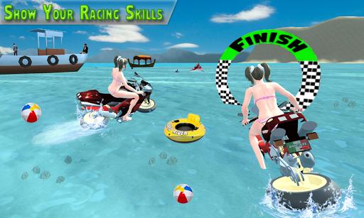 Water Surfer Racing In Moto 1.5 screenshots 3