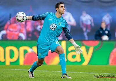 """Casteels évoque les Belges passés en Bundesliga l'an dernier: """"Dimata aurait certainement pu réussir"""""""