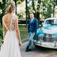 Wedding photographer Denis Kalinkin (deniskalinkin). Photo of 31.03.2017