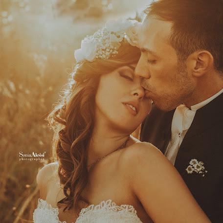 Wedding photographer sonia aloisi (soniaaloisi). Photo of 02.11.2017