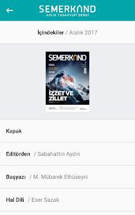 Semerkand Dergisi (Unreleased) - náhled