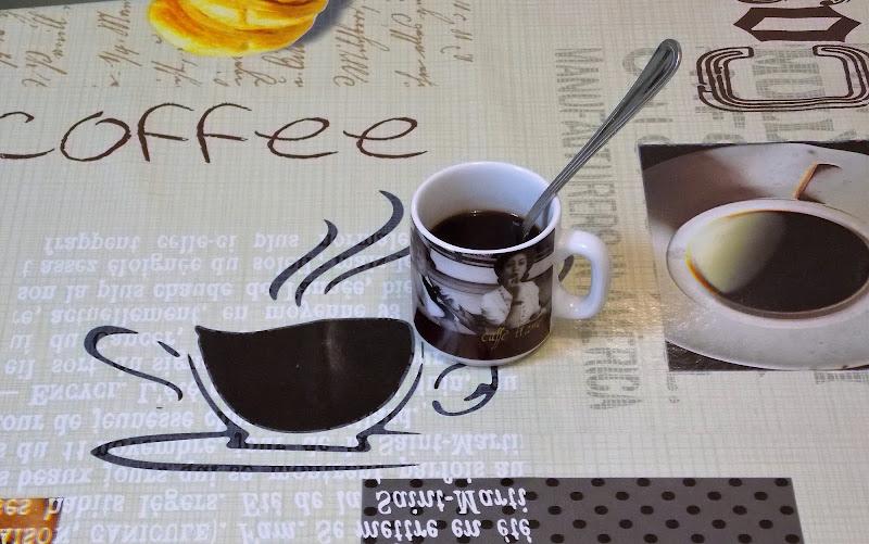 Nient'altro che un buon caffè di pandi