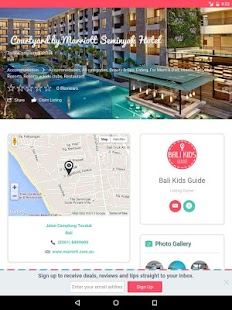 Bali Kids Guide- screenshot thumbnail