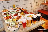 Yuxi bistro 洋相餐酒館 #宵夜#異國料理#生啤酒299暢飲