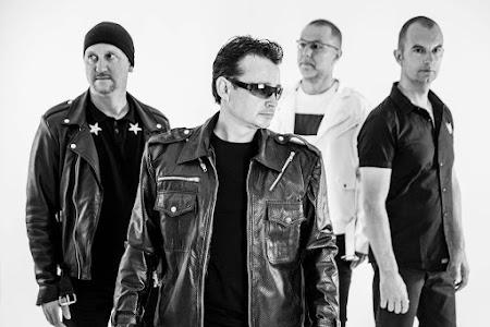 20:30 U2be - The Belgian U2 Experience (B)