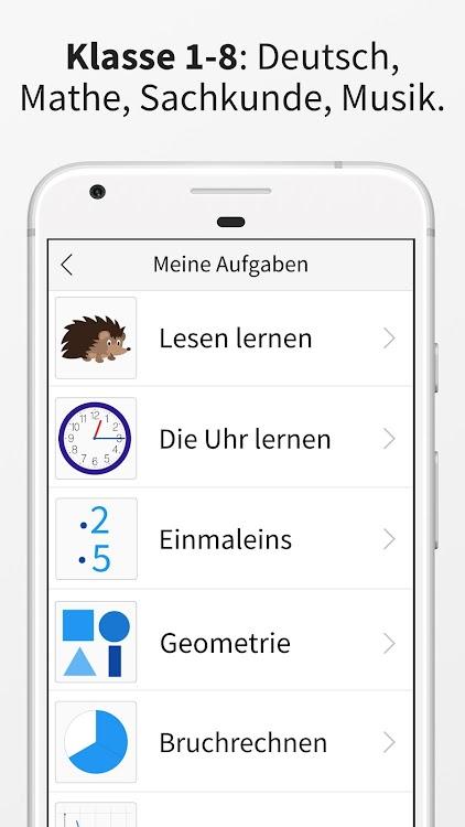 Anton Lernen Grundschule Bis Gymnasium Android