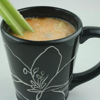 Buffalo Wing Soup CrockPot Recipe