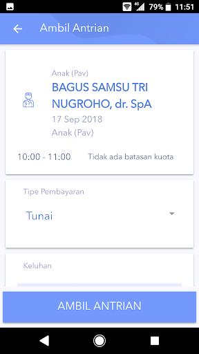 SAntri RSUD Sidoarjo 1.1.0 Screenshots 6