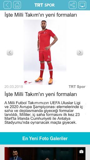 TRT Spor screenshot 4