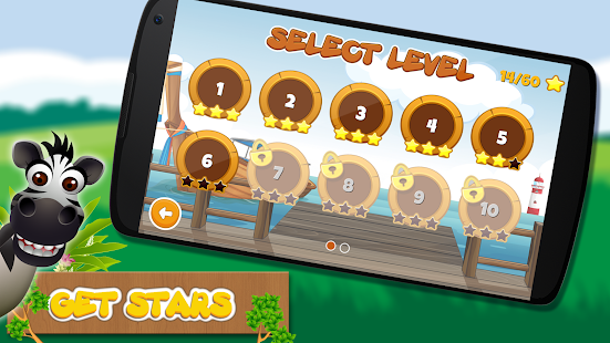 Educational game for kids math- screenshot thumbnail