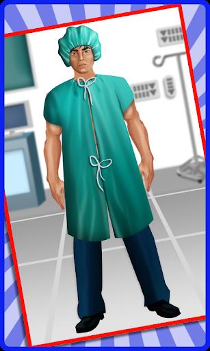 疯狂的肝脏外科医生