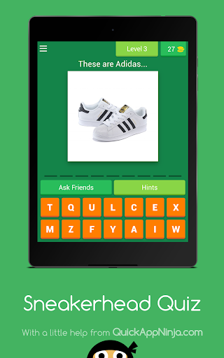 Sneakerhead Quiz android2mod screenshots 10