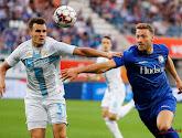 AA Gent haalde het met 2-1 van Rijeka
