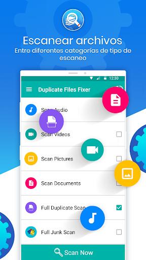 Duplicate Files Fixer screenshot 1