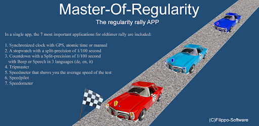 This app is perfect for the classic and sport classic uniformity rally.