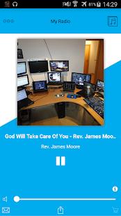 Gospel Music Radio Network for PC-Windows 7,8,10 and Mac apk screenshot 1