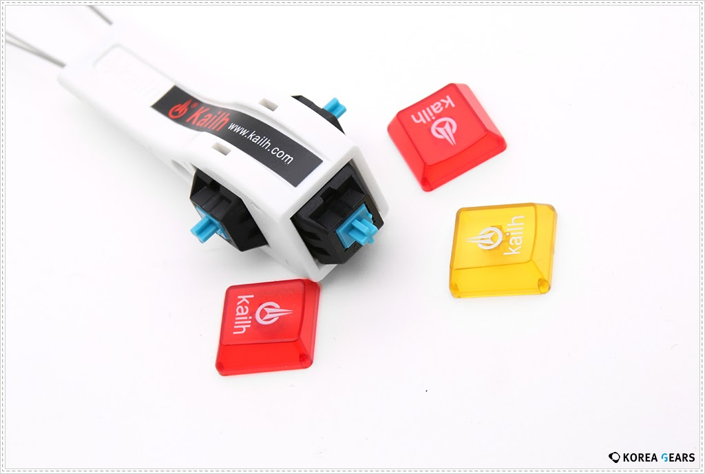 Kailh Keycap Remover - Thiết kế tốt, khả năng hay